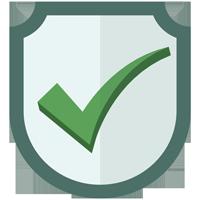Safe to use Logo